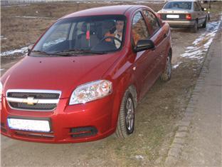 Predau leasing Chevrolet an 2008